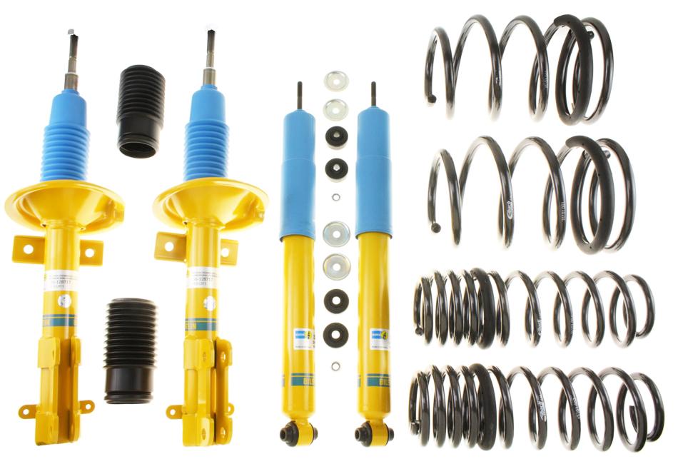 Best shock absorbers and springs